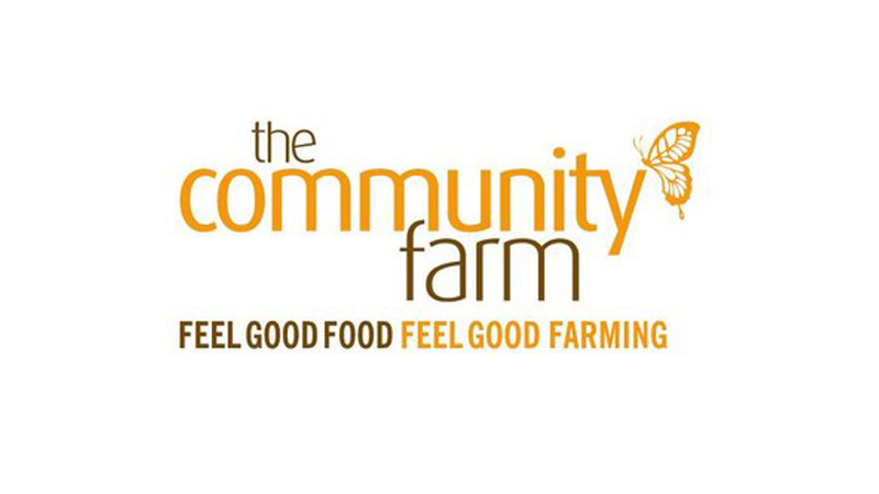 The Community Farm logo